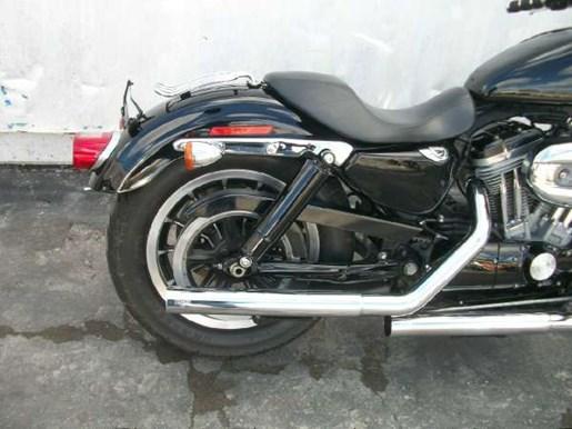 2009 Harley-Davidson Sportster 883 Low Photo 5 of 28