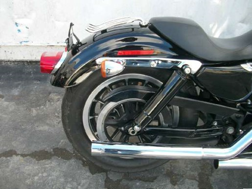 2009 Harley-Davidson Sportster 883 Low Photo 9 of 28