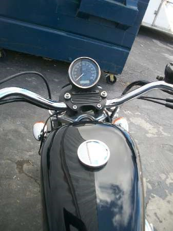 2009 Harley-Davidson Sportster 883 Low Photo 16 of 28