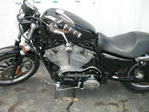 2009 Harley-Davidson Sportster 883 Low Photo 17 of 28