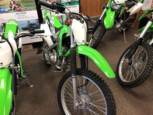 2018 Kawasaki KLX140G Photo 1 of 11