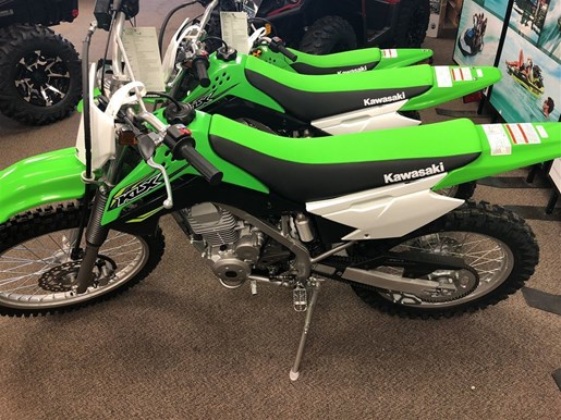 2018 Kawasaki KLX140G Photo 3 of 11