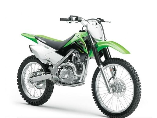 2018 Kawasaki KLX140G Photo 4 of 11