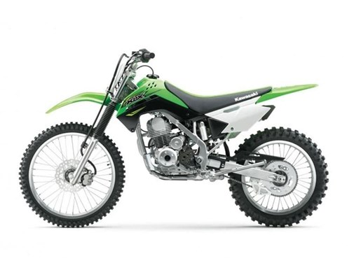 2018 Kawasaki KLX140G Photo 6 of 11