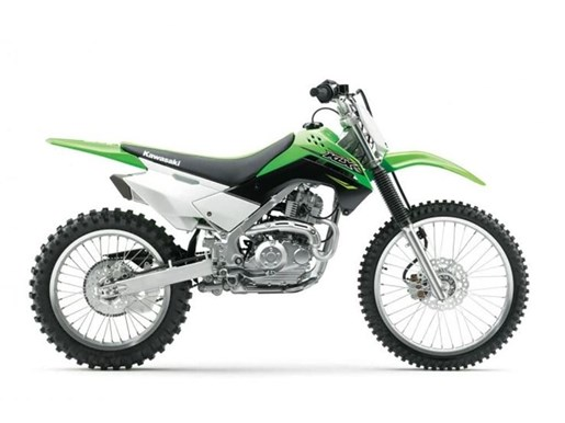 2018 Kawasaki KLX140G Photo 7 of 11