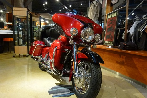 2007 Harley Davidson Electra Glide Clessic Photo 2 of 3