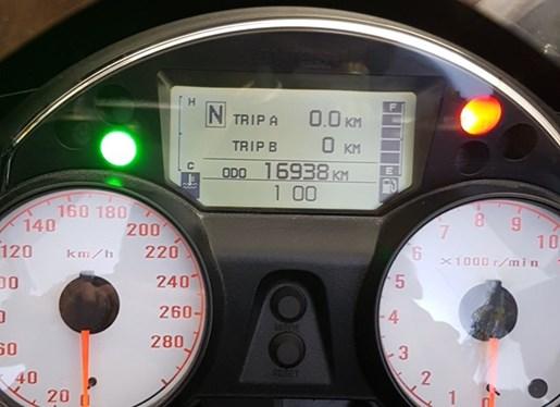 2007 Kawasaki ZX14 Photo 4 of 5