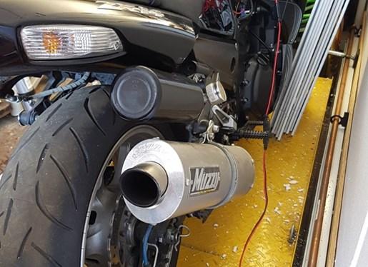 2007 Kawasaki ZX14 Photo 5 of 5