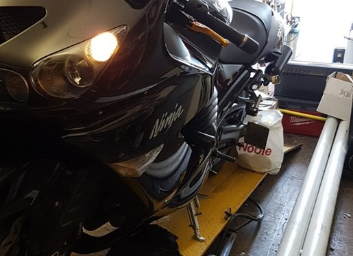 2007 Kawasaki ZX14 Photo 3 of 5