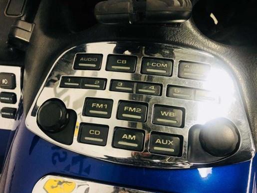 2001 Honda GL1800 Goldwing Photo 9 of 9