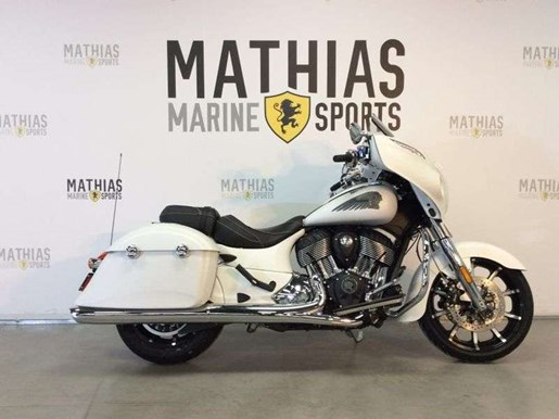 2018 Indian CHIEFTAIN LIMITED / 88$/sem Photo 1 of 13