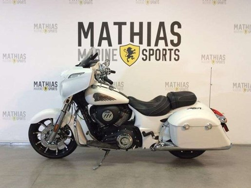 2018 Indian CHIEFTAIN LIMITED / 88$/sem Photo 5 of 13