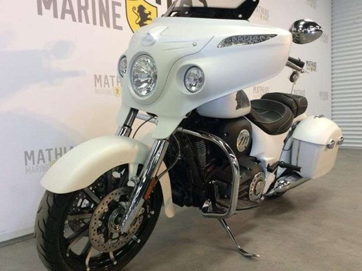 2018 Indian CHIEFTAIN LIMITED / 88$/sem Photo 10 of 13