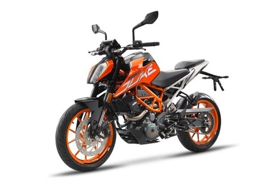 2017 Ktm 390 DUKE / 30$/sem Photo 10 of 10
