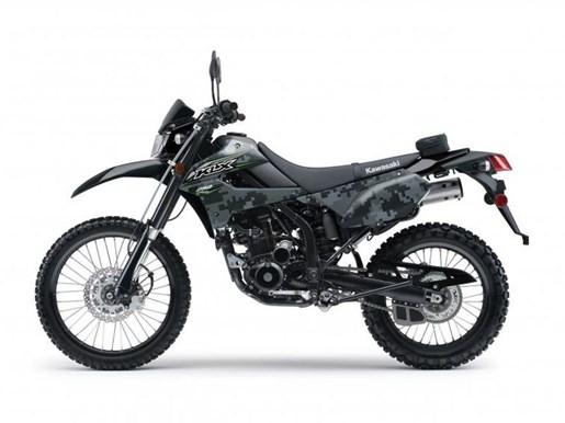 2018 Kawasaki KLX250 CAMO / 26$/sem Photo 1 of 3