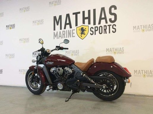 2018 Indian SCOUT / 45$/sem Photo 7 of 12
