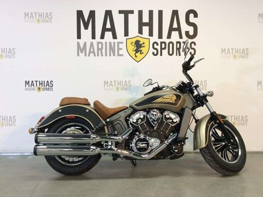 2018 Indian INDIAN SCOUT ABS ICON SERIES / 48$/sem Photo 1 of 10