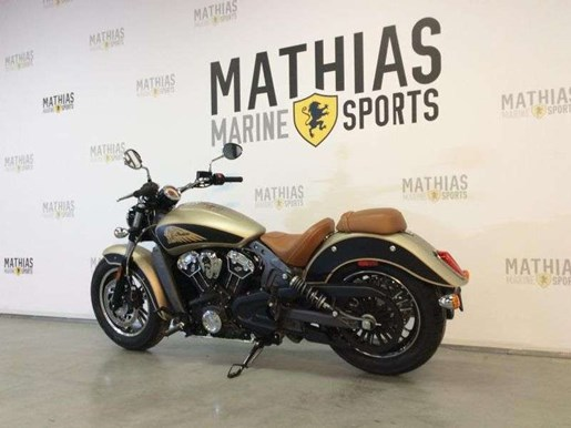 2018 Indian INDIAN SCOUT ABS ICON SERIES / 48$/sem Photo 3 of 10