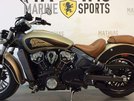2018 Indian INDIAN SCOUT ABS ICON SERIES / 48$/sem Photo 6 of 10