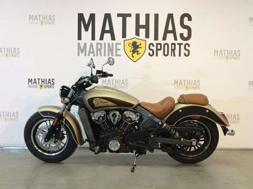 2018 Indian INDIAN SCOUT ABS ICON SERIES / 48$/sem Photo 8 of 10