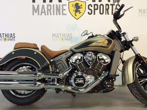 2018 Indian INDIAN SCOUT ABS ICON SERIES / 48$/sem Photo 9 of 10