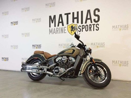 2018 Indian INDIAN SCOUT ABS ICON SERIES / 48$/sem Photo 10 of 10