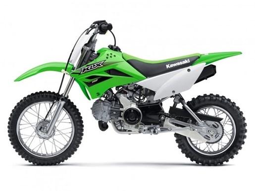 2017 Kawasaki KLX110 / 21$/sem Photo 1 of 3