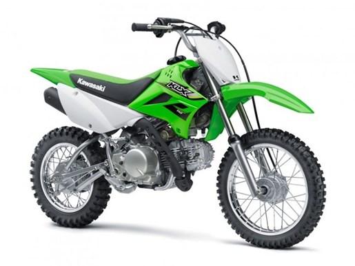 2017 Kawasaki KLX110 / 21$/sem Photo 2 of 3