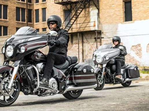 2018 Indian CHIEFTAIN LIMITED / 88$/sem Photo 6 of 13