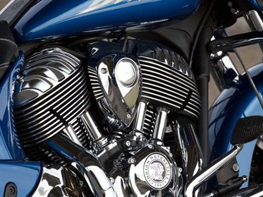 2018 Indian CHIEFTAIN LIMITED / 88$/sem Photo 8 of 13