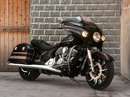 2018 Indian CHIEFTAIN LIMITED / 88$/sem Photo 9 of 13