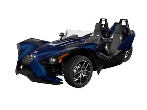 2018 Polaris SLINGSHOT SL NAVY BLUE / 79$/sem Photo 1 of 10