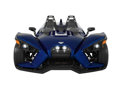 2018 Polaris SLINGSHOT SL NAVY BLUE / 79$/sem Photo 2 of 10