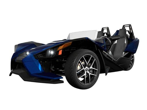 2018 Polaris SLINGSHOT SL NAVY BLUE / 79$/sem Photo 3 of 10