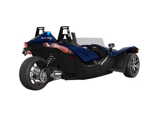 2018 Polaris SLINGSHOT SL NAVY BLUE / 79$/sem Photo 4 of 10