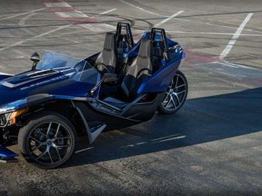 2018 Polaris SLINGSHOT SL NAVY BLUE / 79$/sem Photo 5 of 10