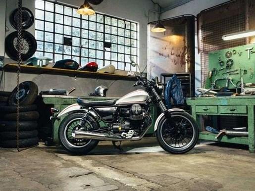 2017 Moto-guzzi V9 ROAMER ABS / 25$/sem Photo 3 of 18