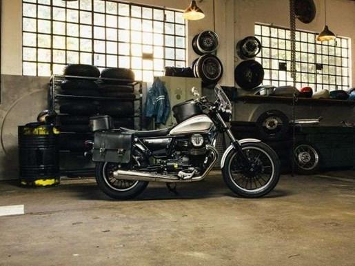 2017 Moto-guzzi V9 ROAMER ABS / 25$/sem Photo 5 of 18