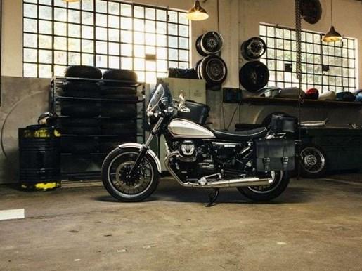 2017 Moto-guzzi V9 ROAMER ABS / 25$/sem Photo 7 of 18