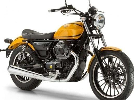 2017 Moto-guzzi V9 ROAMER ABS / 28$/sem Photo 17 of 18