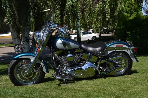 2004 Harley-Davidson Fat boy Photo 1 of 5
