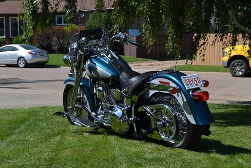 2004 Harley-Davidson Fat boy Photo 2 of 5