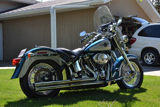 2004 Harley-Davidson Fat boy Photo 3 of 5