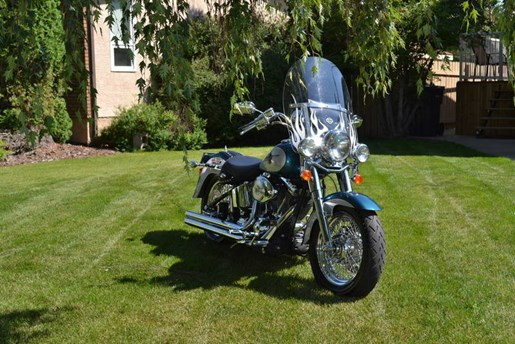 2004 Harley-Davidson Fat boy Photo 4 of 5