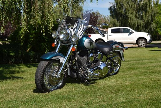 2004 Harley-Davidson Fat boy Photo 5 of 5