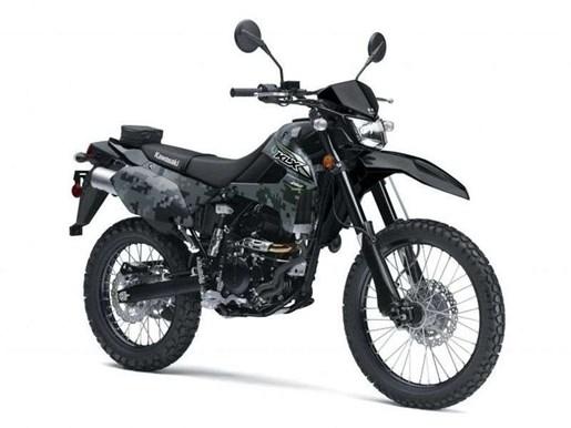 2018 Kawasaki KLX250 CAMO / 19$/sem Photo 2 of 3
