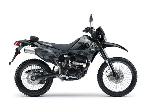 2018 Kawasaki KLX250 CAMO / 19$/sem Photo 3 of 3