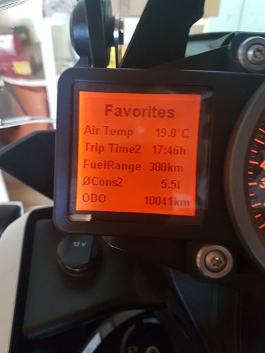 2014 KTM Adventure 1190 Photo 12 of 13