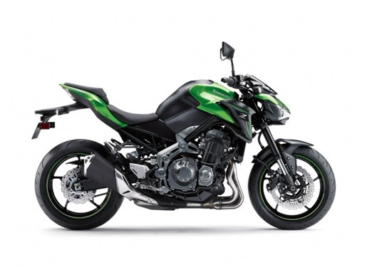 2018 Kawasaki Z900 ABS Photo 1 of 3