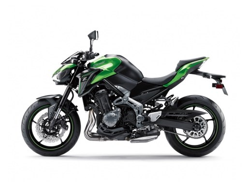 2018 Kawasaki Z900 ABS Photo 2 of 3